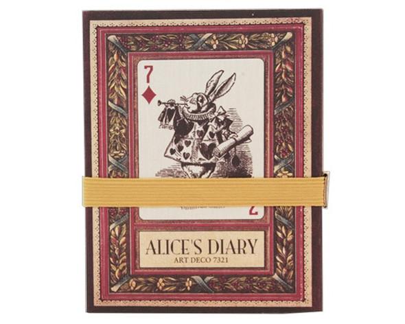 """Дневник """"Alice"""", глава 01, 1190 руб.. Изображение № 10."""