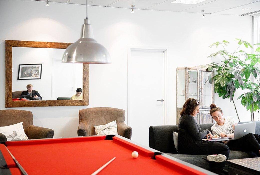 Просторный «зеленый» офис лондонского агентства Flamingo. Изображение № 17.