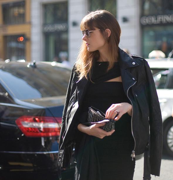 Street Style: Paris Fashion Week. Изображение № 9.