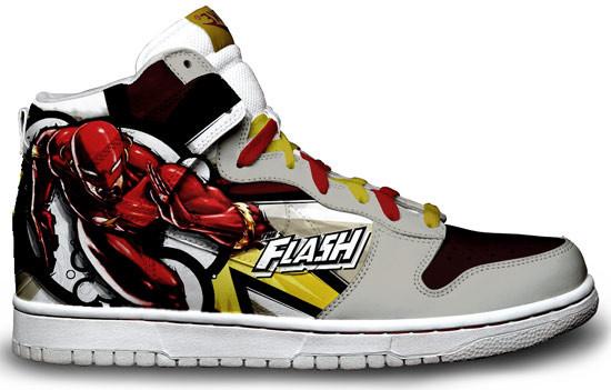 Метаморфозы белых кроссовок Nike. Изображение № 17.