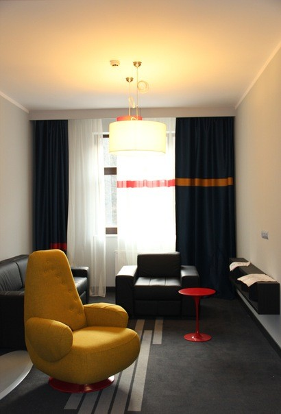 Отель Park Inn by Radisson в Красной Поляне. Изображение № 8.