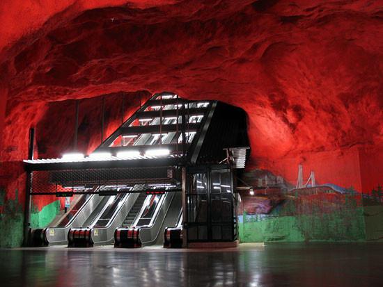 Архитектура подземок. Изображение № 1.