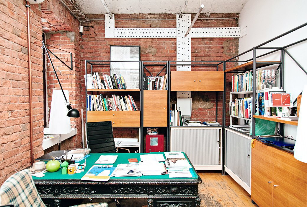 Как устроен офис архитектурного бюро Wowhaus. Изображение № 16.