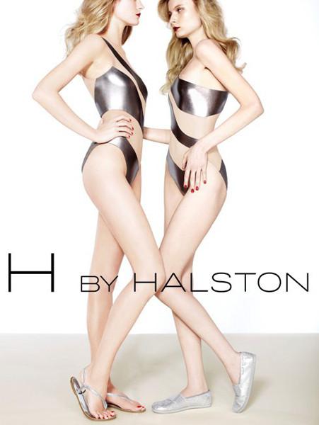 Изображение 9. Кампании: Costume National и H by Halston.. Изображение № 9.