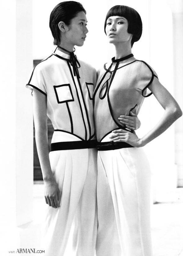 Превью кампаний: Dolce & Gabbana, Emporio Armani, Givenchy и другие. Изображение № 4.