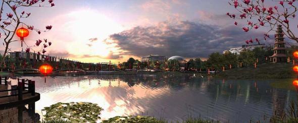 Органичный город – город 21 века. Изображение № 39.