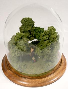 Нетрадиционный подход кфигуркам встеклянном шаре. Изображение № 27.