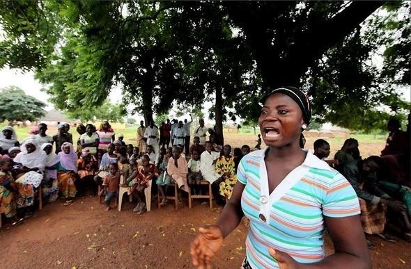 Изображение 27. Рыночные девушки из Ганы.. Изображение № 27.