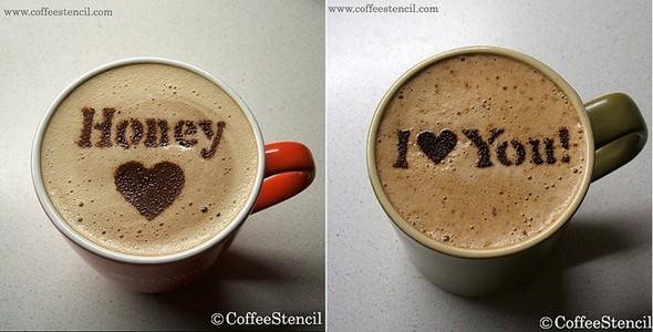 Coffeestencil. Изображение № 5.