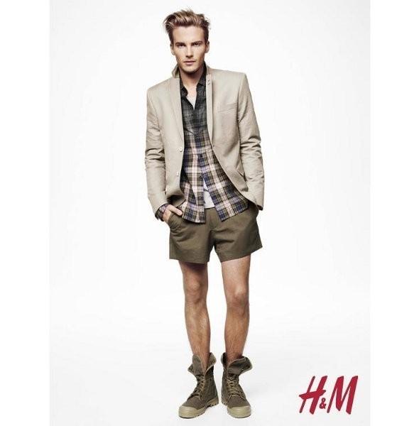 Мужские рекламные кампании: Zara, H&M, Bally и другие. Изображение № 45.