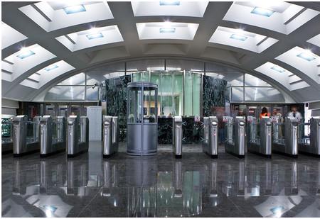 . Следующая станция «Славянский бульвар». Изображение № 4.