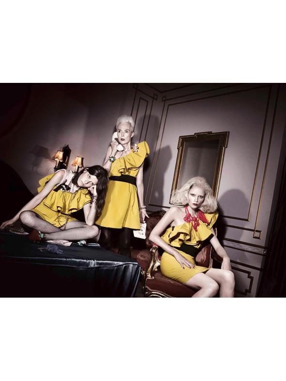 Коллекцию Lanvin для H&M показали полностью. Изображение № 2.