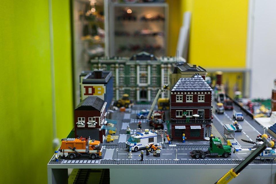 Как выглядит первый музей LEGO в Санкт-Петербурге. Изображение № 16.