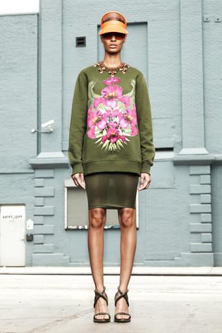 Изображение 2. Лукбуки Resort 2012: Givenchy, Lanvin.. Изображение № 2.