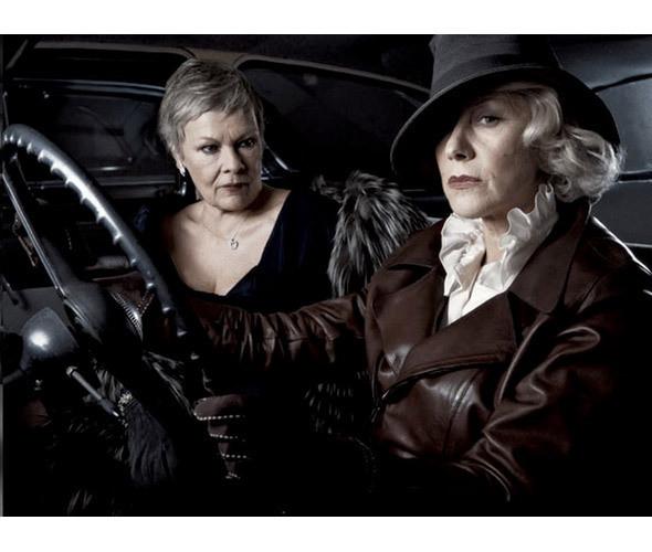 Джуди Денч и Хелен Миррен. Изображение № 59.