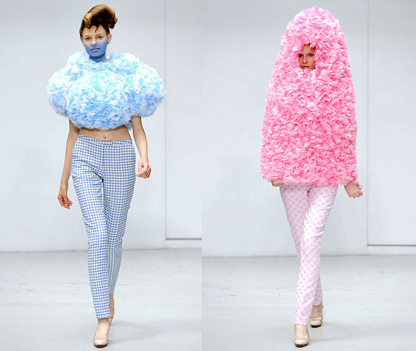 CLOUD #9 by Walter Van Beirendonck Summer 2012. Изображение № 10.