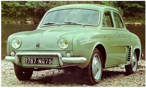 Renault Dauphine . Изображение № 30.
