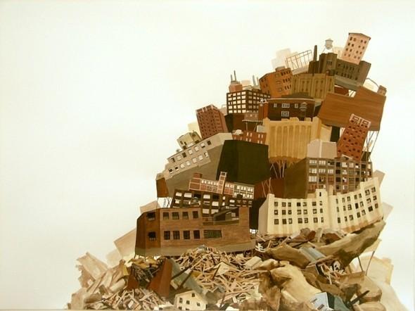 Города сточки зрения иллюстратора ЭмиКэйси. Изображение № 20.