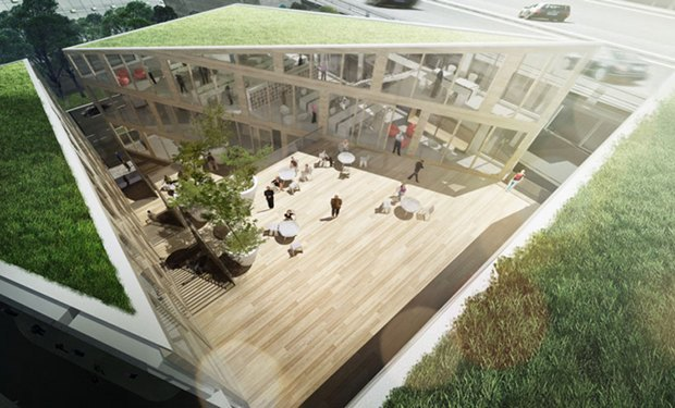 Vancouver House по проекту Bjarke Ingels Group. Изображение № 12.