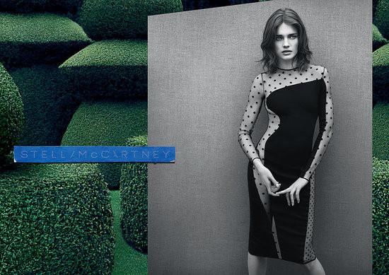 Кампания: Наталья Водянова для Stella McCartney FW 2011. Изображение № 3.