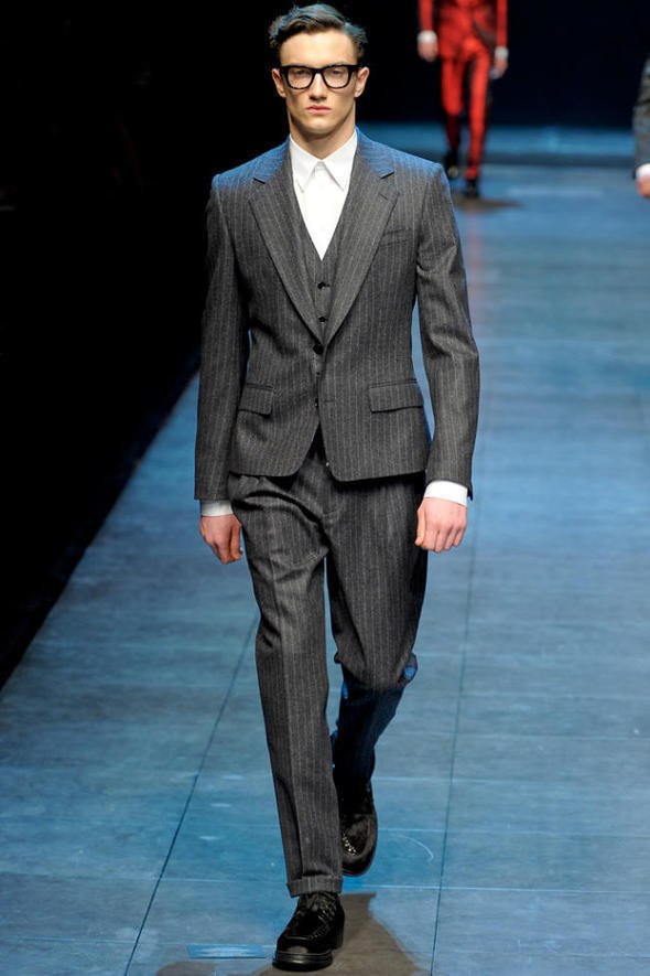 Изображение 11. Milan Fashion Week. Часть 1.. Изображение № 11.