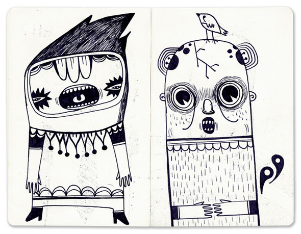 The Sketchbook Project. Изображение № 9.
