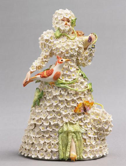 Фарфоровые статуэтки от Shary Boyle. Изображение № 2.