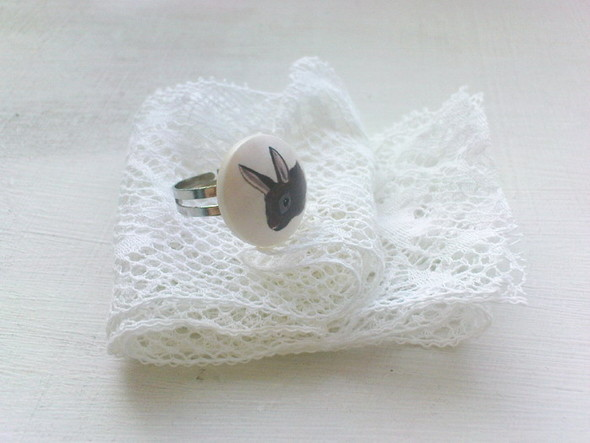 My white room.forest animals rings. Изображение № 9.