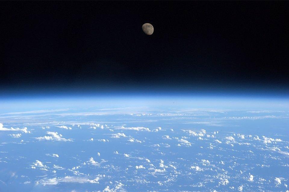 Облака из космоса: Какой видят Землю космонавты МКС. Изображение № 2.