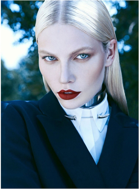Съемки: Numero, Vogue, W и другие. Изображение №37.