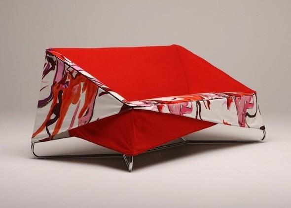 Мебель-«оригами» от Biesse. Изображение № 7.