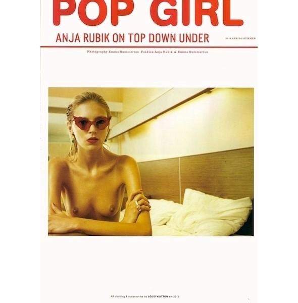 Изображение 27. Съемки: i-D, Interview, POP и Vogue.. Изображение № 25.