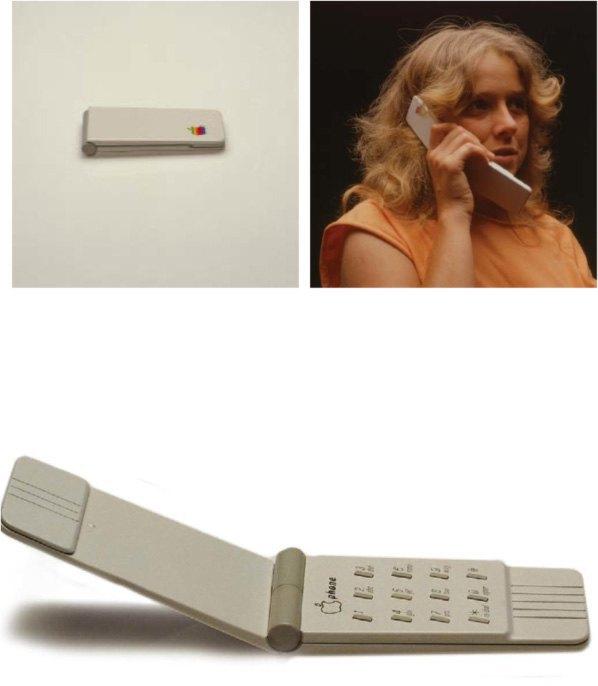 Опубликованы концепты футуристических устройств Apple из 80-х. Изображение № 3.