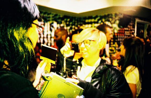 Галерея-магазин Ломографии вНью-Йорке. Изображение № 1.