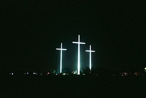 Только потому что крест-часть вторая. Изображение № 121.