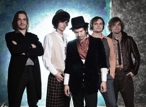 Группа Z.I.M.A имагазин винтажной одежды Фрик Фрак. Изображение № 1.