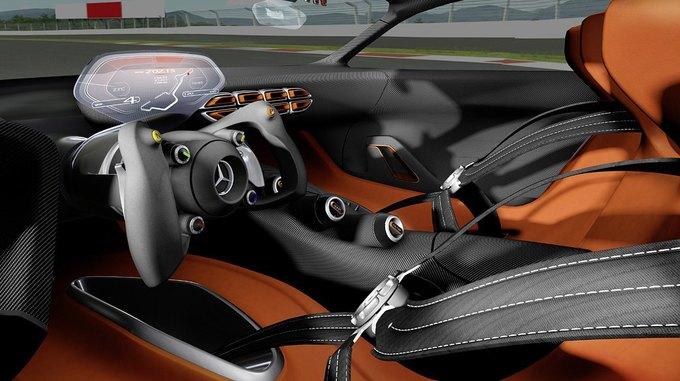 Mercedes-Benz разработала концепт спорткара для новой части Gran Turismo. Изображение № 17.