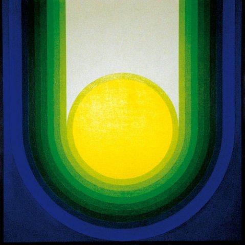 Оп-арт. Оптическое искусство. Изображение № 14.