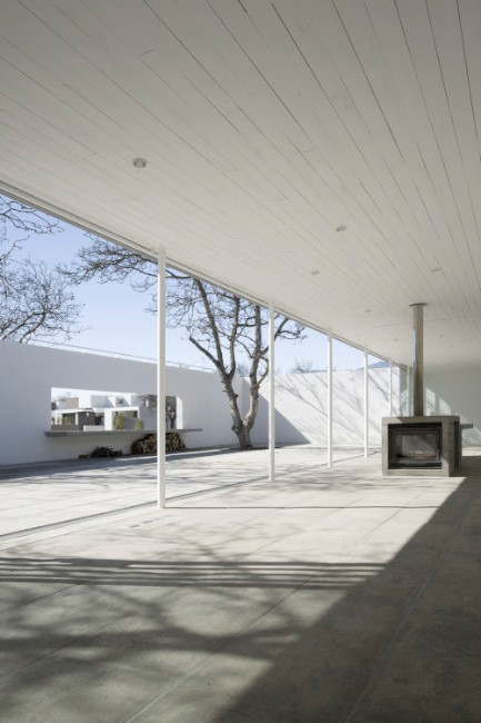 Chilean House. Smiljan Radic. Изображение № 9.