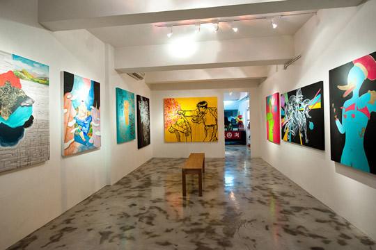 POW WOW Art Event в Гонконге. Изображение № 2.