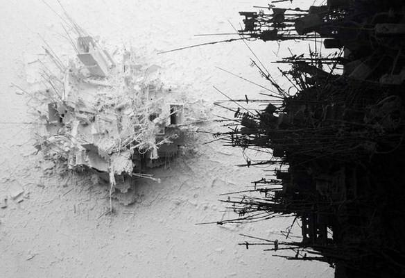 Изображение 4. Мировые катастрофы в 3D-картинах Джерри Джуда.. Изображение № 4.