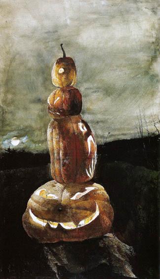 Andrew Wyeth- живопись длясозерцания иразмышления. Изображение № 47.