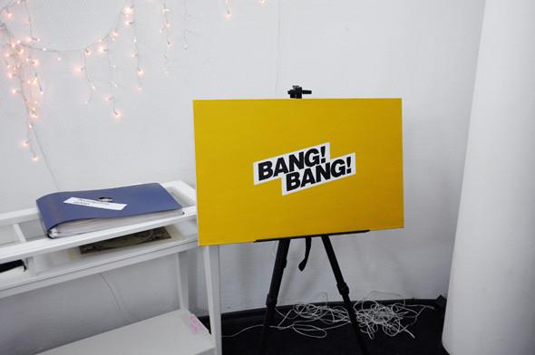 Рабочее место: Наташа Климчук, сооснователь студии Bang! Bang!. Изображение № 5.
