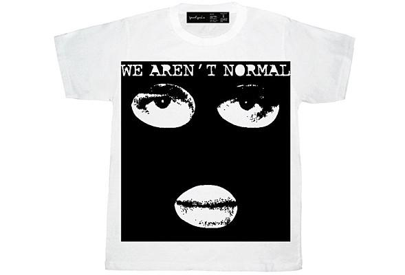 YourEyesLie – новые футболки. Изображение № 9.