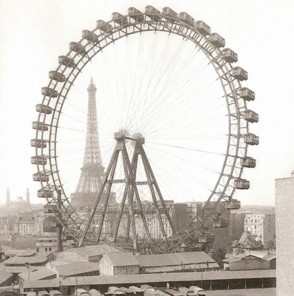 Фотографии старого Парижа. Изображение № 1.