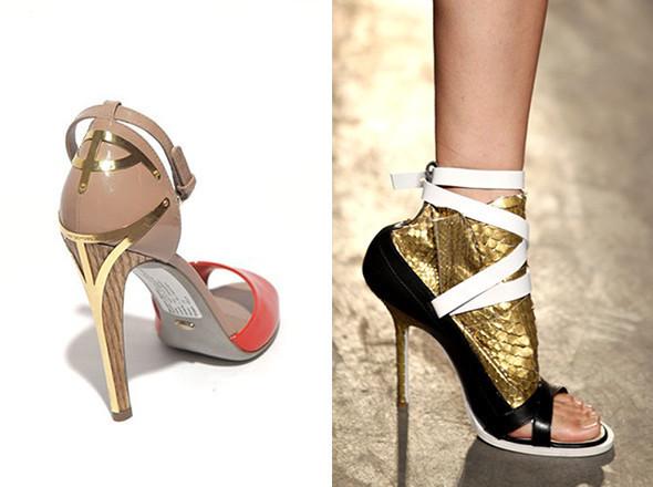Walking in my shoes: 10 тенденций обуви весны-лета 2011. Изображение № 86.