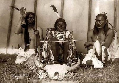Индейцы. И снова о конце света. Изображение № 14.