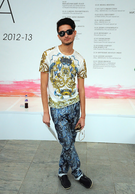 Aurora Fashion Week (2012) - Looks. Изображение № 3.