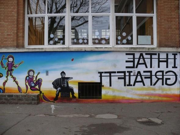 Граффити от легенды стрит-арта Jef Aerosol. Изображение № 9.