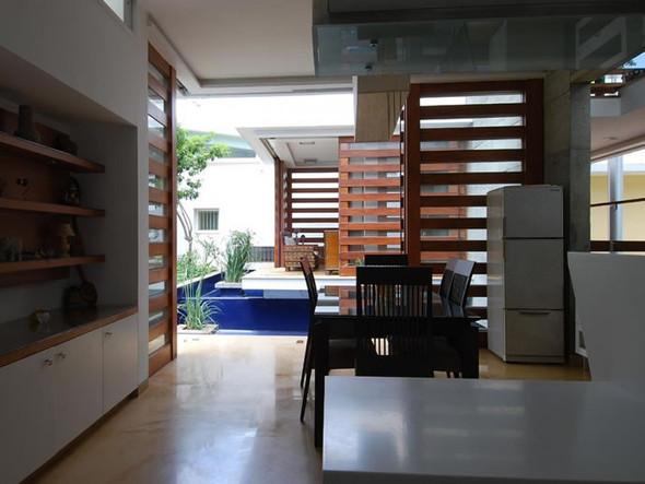 Красивые дома: Дом Павильоны в Бангалоре. Изображение № 7.